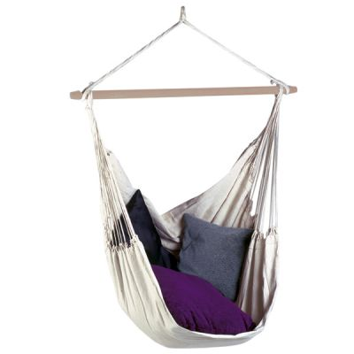 XL Hammock Hanging Chair: BRASIL NATURA (pillows NOT included)