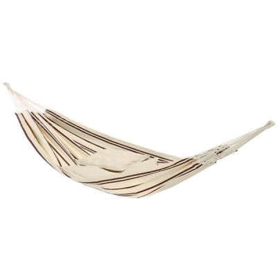 Brazilian XL Hammock: BARBADOS CAPPUCCINO (Pillows NOT included)