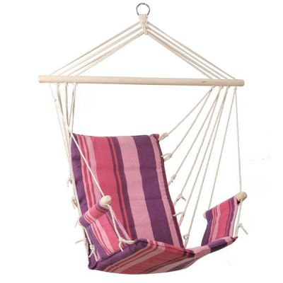 Outdoor/Indoor Hammock Hanging Chair: PALAU CANDY