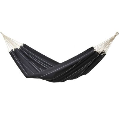 Brazilian XL Hammock: BARBADOS BLACK