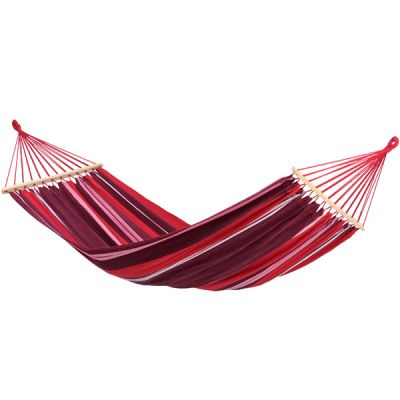 Outdoor/Indoor Hammock with Bars: SAMBA FUEGO