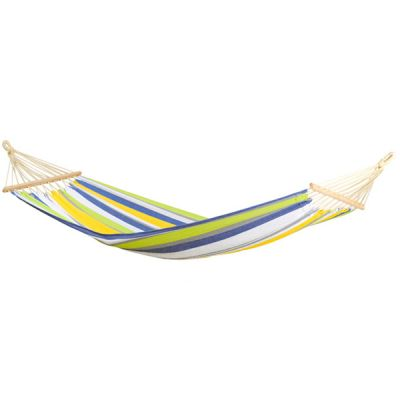 Outdoor/Indoor Hammock with Bars: TONGA KOLIBRI