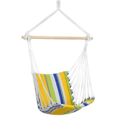 Outdoor/Indoor Hammock Hanging Chair: BELIZE KOLIBRI