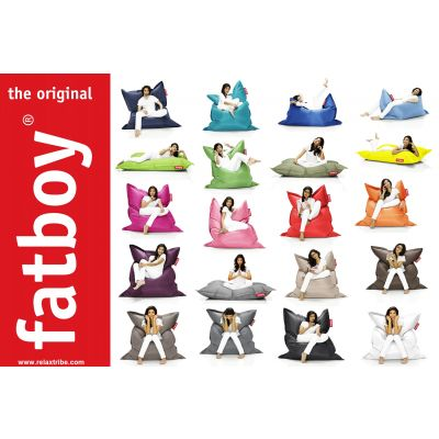 Bean Bags/Puffs: FATBOY-THE ORIGINAL - All colors