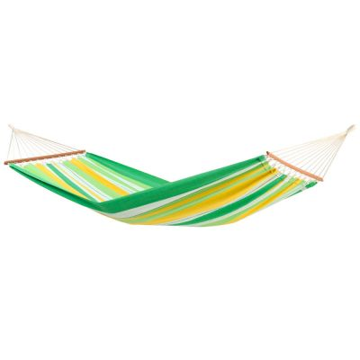 Brazilian L Hammock with Bars: BRASILIA APPLE