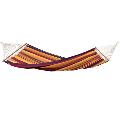 Brazilian L Hammock with Bars: BRASILIA TROPICAL