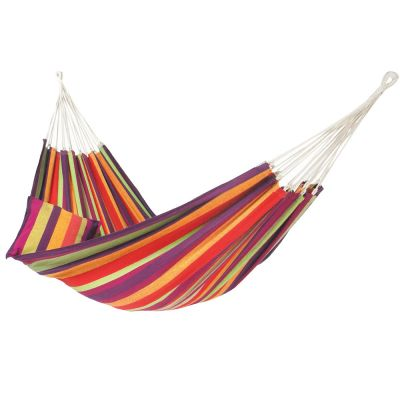 Brazilian L Hammock: LAMBADA TROPICAL (pillows not included)
