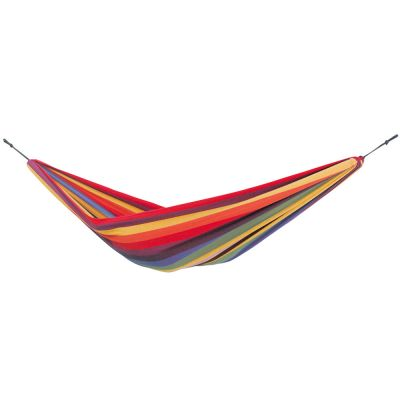 Outdoor Indoor Kids Hammock: CHICO RAINBOW
