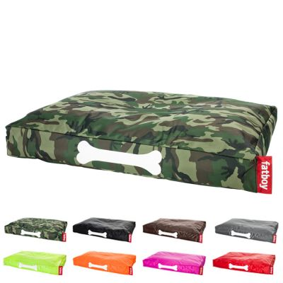 Bean Bag Bed for Dogs: FATBOY-DOGGIELOUNGE - Camouflage