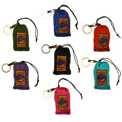 Keyring Bag: ECO-FRIENDLY_ALL COLOURS