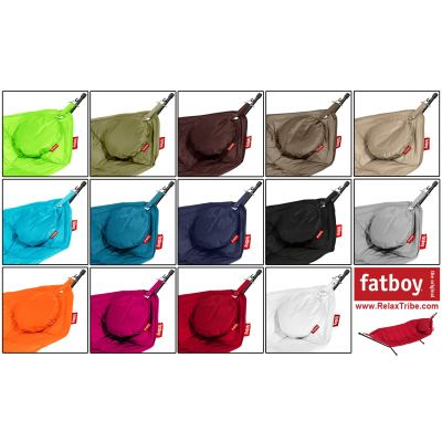 Outdoor Hammock with Stand+Pillow: FATBOY HEADDEMOCK - ALL COLORS