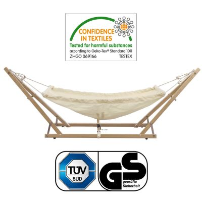 Portable Baby Hammock with Stand: Koala