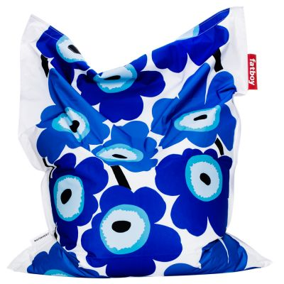 Design Bean Bag/Puff: FATBOY-MARIMEKKO UNIKKO BLUE