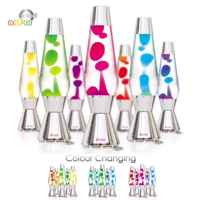 Colour Changing LED Lava Lamp: MATHMOS SMART ASTRO