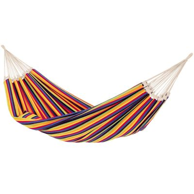 Brazilian XXL Hammock: PARADISO TROPICAL (pillow not included)