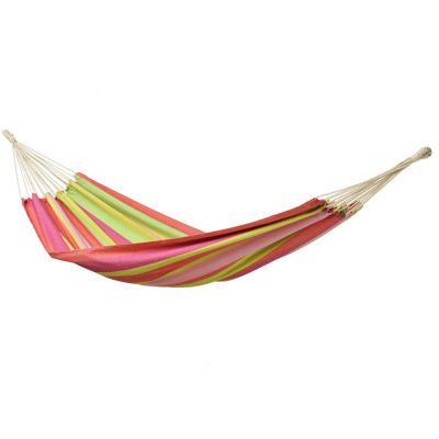 Outdoor Hammock: TAHITI BUBBLEGUM