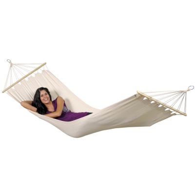 Outdoor & Indoor Hammock with Bars: TOBAGO