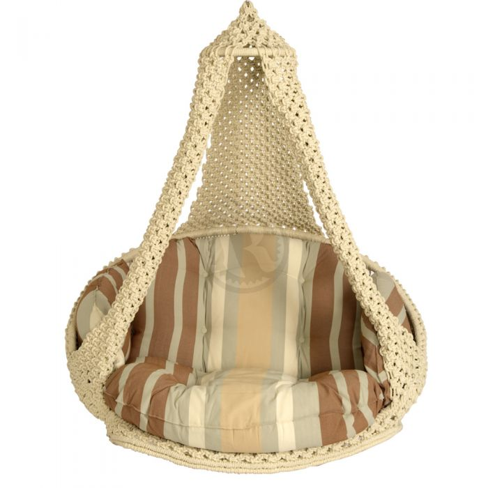Outdoor Luxury Hanging Chair Nido Xl Relaxtribe